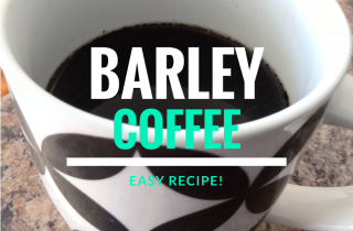 Barley Coffee, Easy Recipe